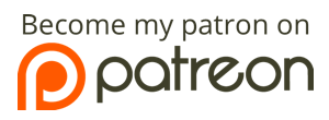 Patreon - Become my patron